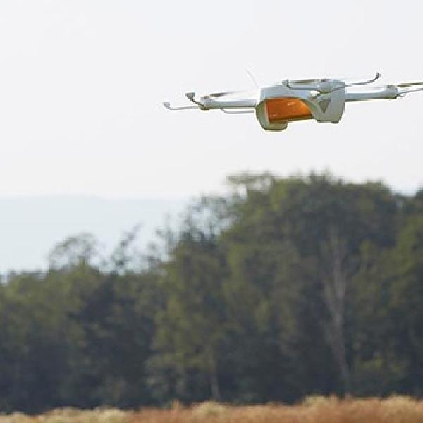 Swiss Post Uji Coba Pengiriman dengan Drone