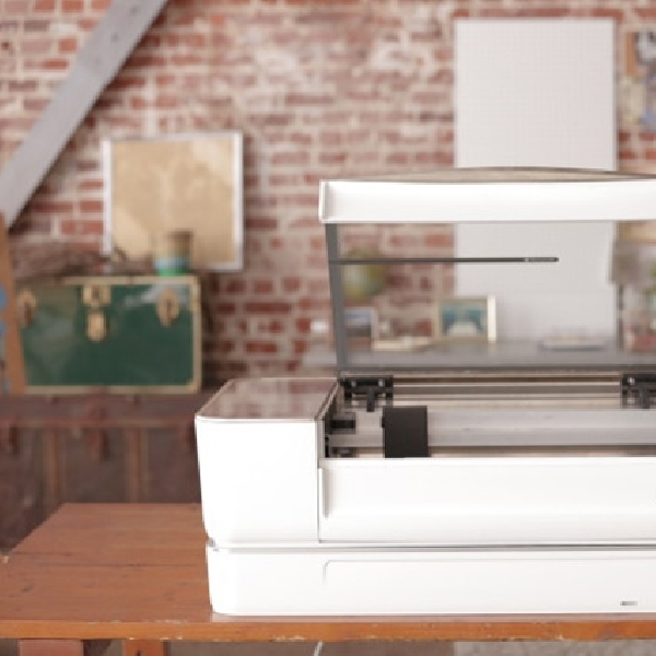 Glowforge, Printer 3D Metode Pahat Laser