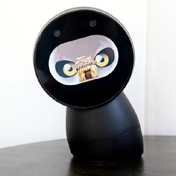 Jibo, Robot Asisten Suara Yang Penuh Ekspresi