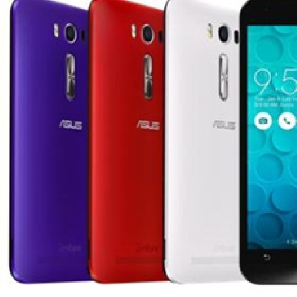 Asus Zenfone 2 Laser, Segudang Fungsi di Smartphone 5 Inci