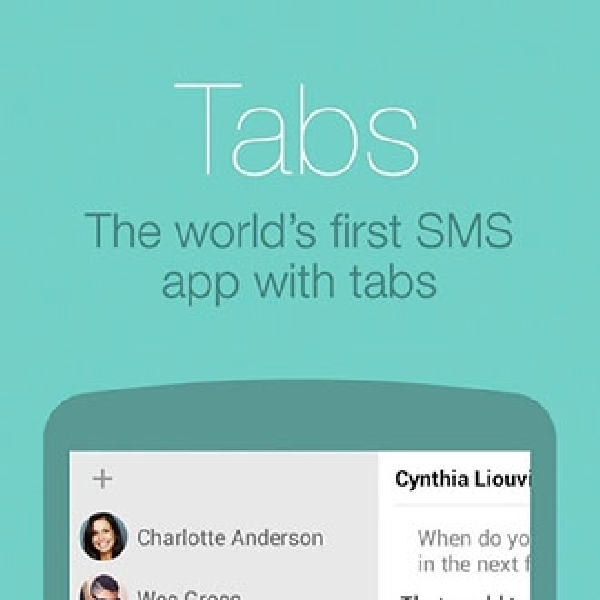 Hello SMS, Aplikasi SMS Keren untuk Android
