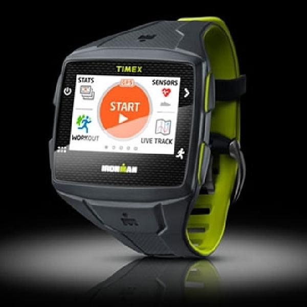 Smartwatch Stand-Alone dari Qualcomm, Timex Ironman One GPS+