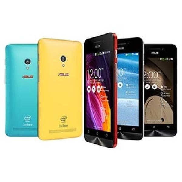 ASUS Zenfone 4S, Smartphone Bertenaga Intel Atom Cuma 1,6 Juta