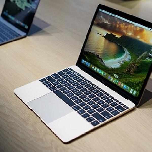 MacBook Generasi Terbaru Ini Seringan Kapas