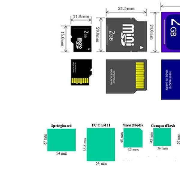 Tiga Cara Mudah Memilih SD Card yang Baik