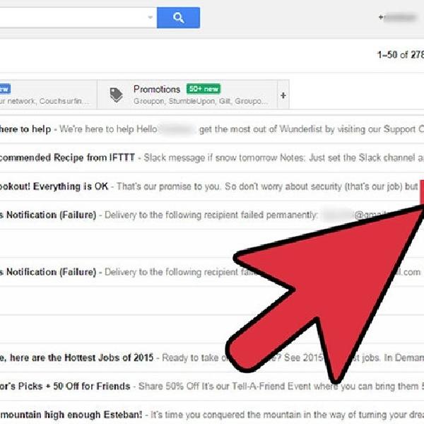 Cara Non Aktifkan Notifikasi Gmail di Desktop