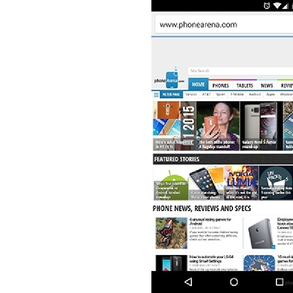 Cara Mencari Kata di Halaman Web Firefox dan Chrome, Android dan PC