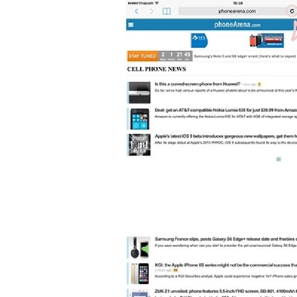 Cara Tampilkan Situs Versi Desktop di Safari Browser