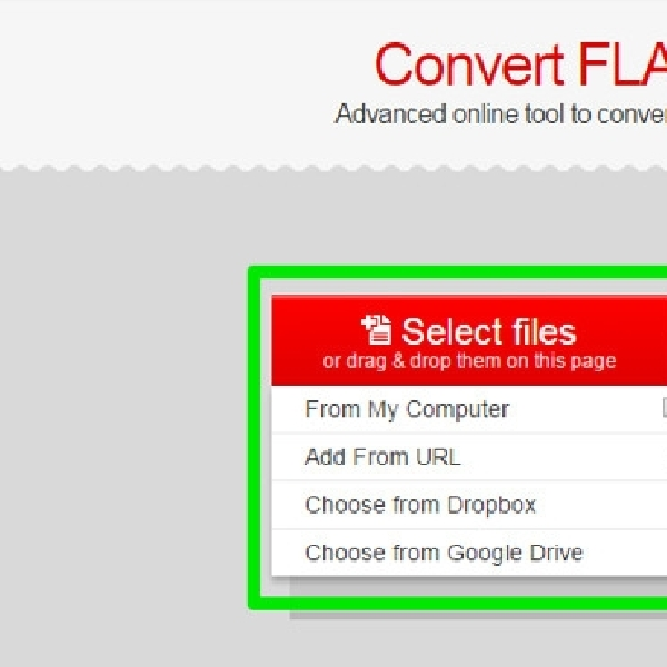 Convert File FLAC ke MP3 Secara Online dan Gratis