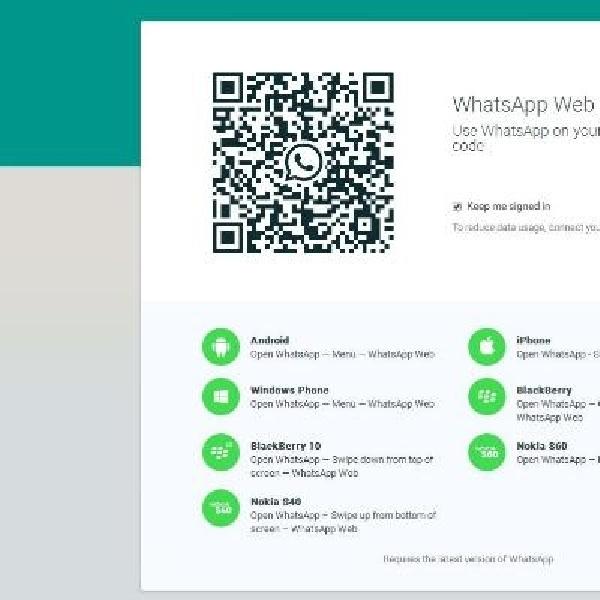 Ini Cara WhatsApp-an Via PC