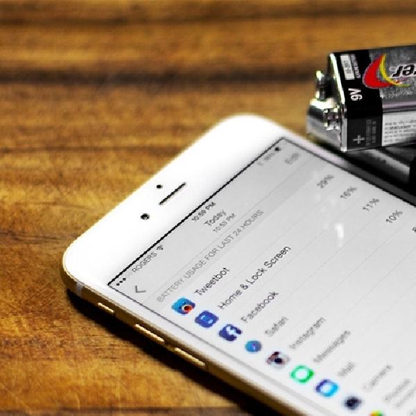 12 Cara Menghemat Baterai iPhone 6s