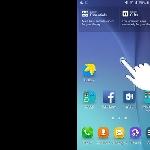 Cara Tambah Muatan Ikon Pada Layar Muka Samsung Galaxy S6