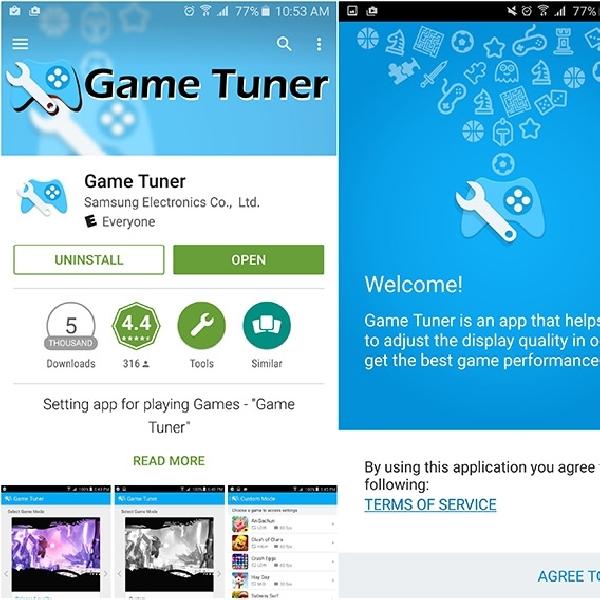 Cara Turunkan Kualitas Grafis Game Menggunakan Aplikasi Game Tunner