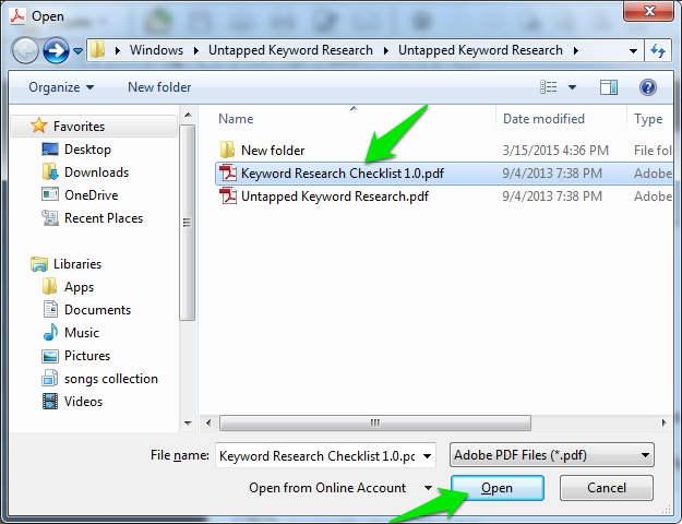 cara mengganti dokumen dari word ke pdf
