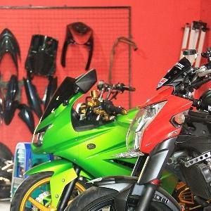 Kawasaki Ninja 250 dan Kawasaki ER6