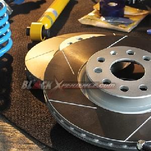 Disc brake pun diganti