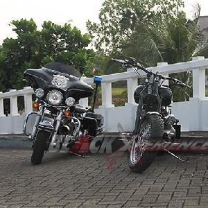 Harley-Davidson Softail EVO
