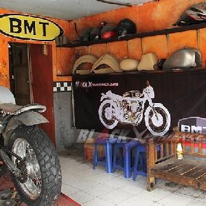 Area kerja bengkel BMT