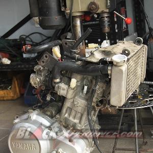 Mesin Yamaha V-Ixion