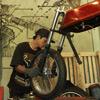 Buntut Cafe Racer Ikut Ramaikan Modifikasi WreenchMonkees