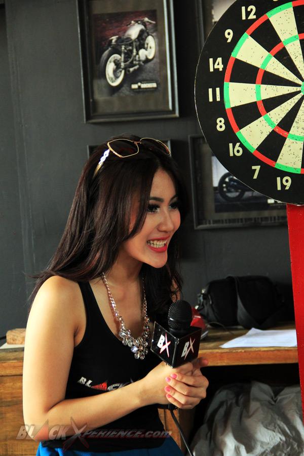 Cheria Vasti on action