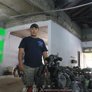 Teja, builder Imagineering Custom