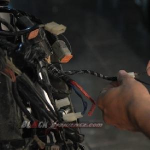 Proses urut kabel