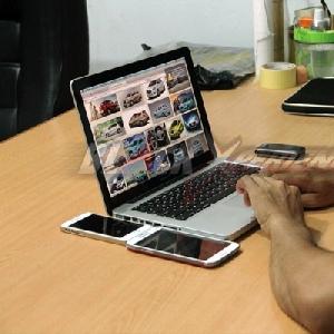 Tomi Gunawan, builder Tomi Airbrush mencari referensi modifikasi