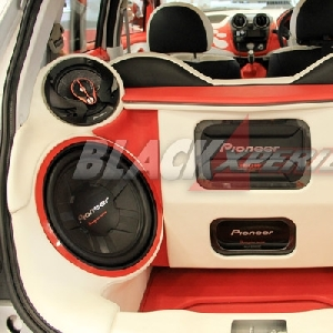 Audio custom full Pioneer