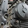 Proses Penggarapan Engine Mounting dan Cek Sasis