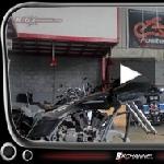 Bimo Custombikes Persiapkan Bodi-bodi Prostreet Kustom