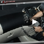 Rendy Melanjutkan Modifikasi Audio Toyota Innova