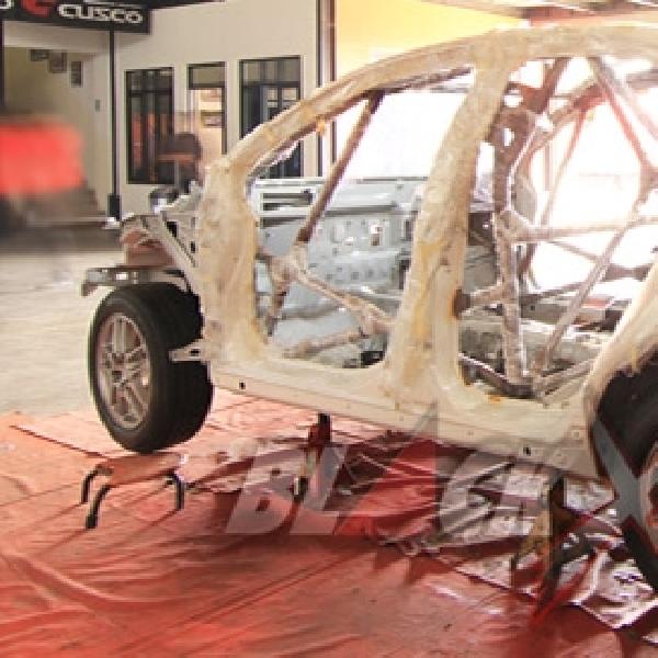 RFT Motorsport Dukung Eksistensi Rifat Sungkar di Ajang Rally