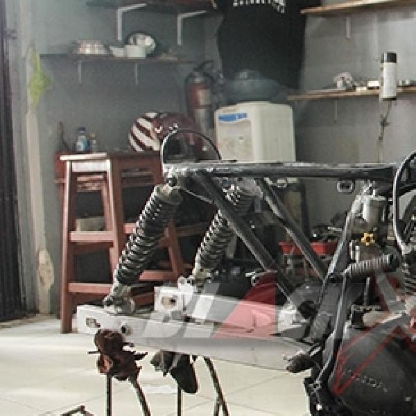 Bodi dan Roda Steampunk Sudah Terpasang di Minggu Ini