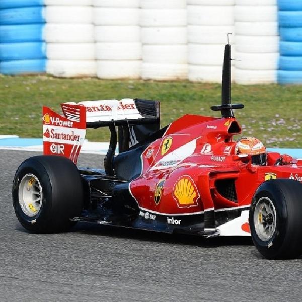 Inovasi Ferrari Atasi Regulasi Baru Formula 1