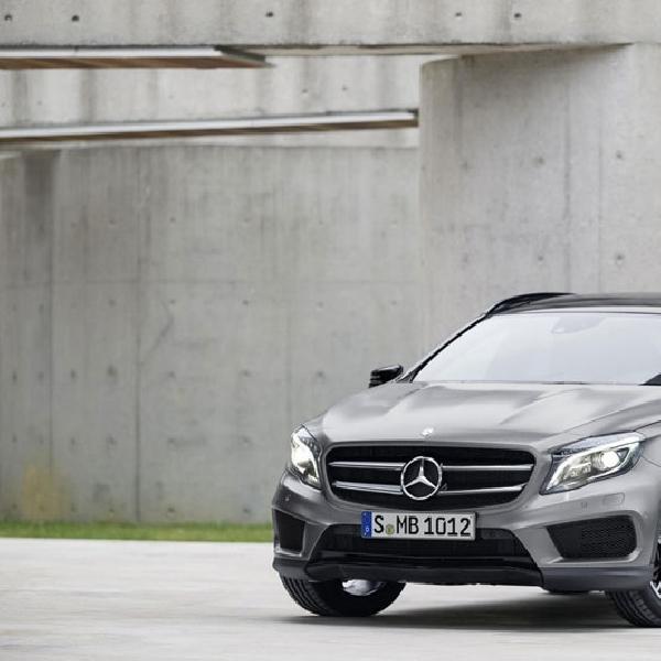 Mercedes Benz GLA 250 Siap Sambangi Amerika