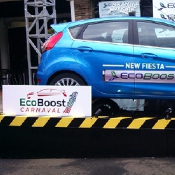 FMI Gandeng Media Gelar First Drive New Ford Fiesta Ecoboost