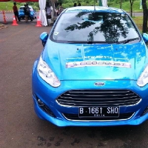 Sensasi Berkendara dengan New Fiesta Ecoboost