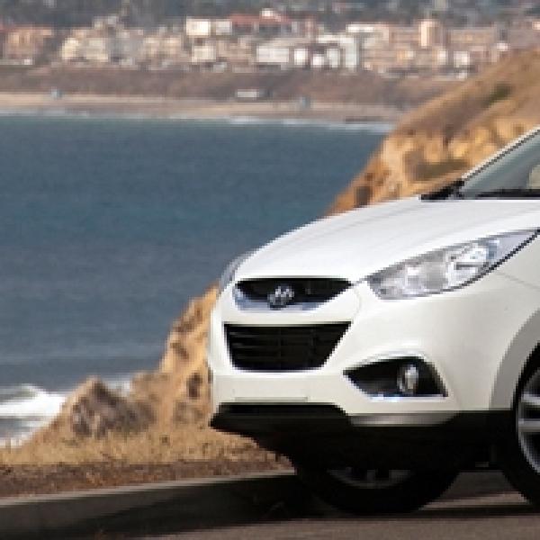 Hyundai Merencanakan Model Tucson dengan Fuel Cell