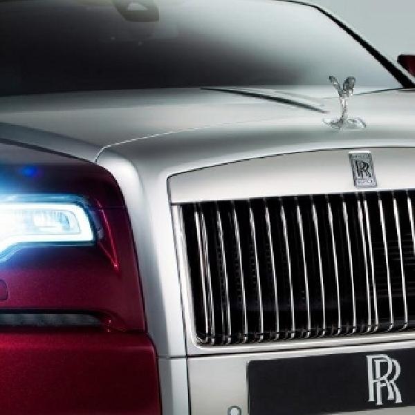 Rolls Royce Siapkan Varian Ghost II