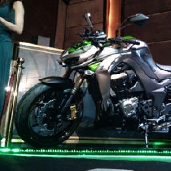 Kawasaki Z1000 Kian Gahar Dan Maskulin