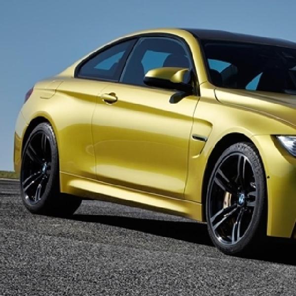 BMW M4 Coupe Masuk Jalur Produksi