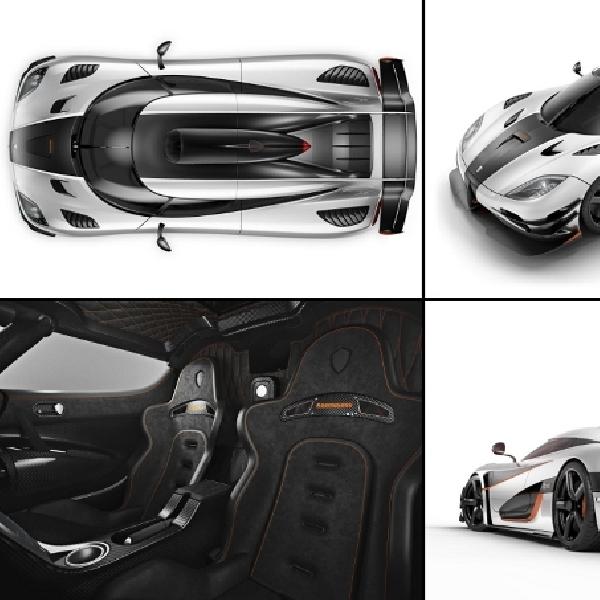 Supercar Terbaru Racikan Koenigsegg Siap Tantang Veyron
