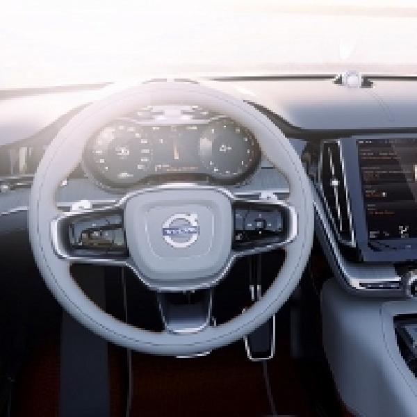 Volvo Ungkap Sistem Kontrol Dalam Mobil di Geneva