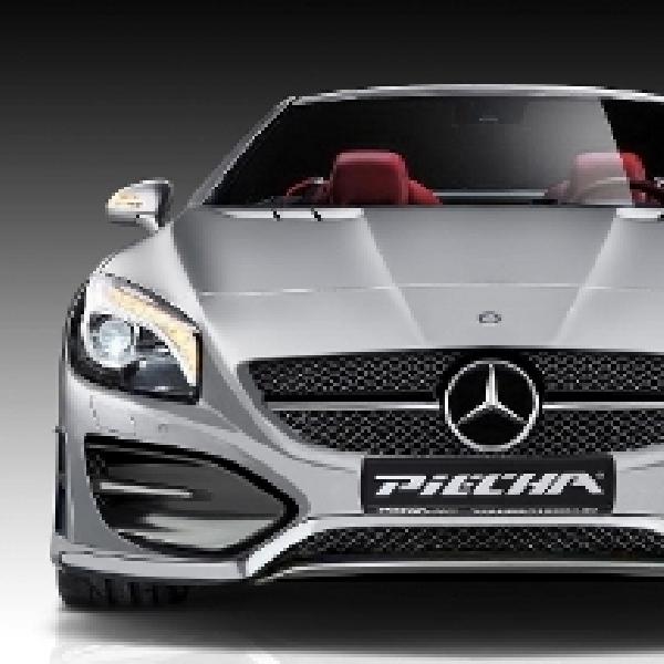 Kreasi Mercedes SL Series dari JMS dan PIECHA Design