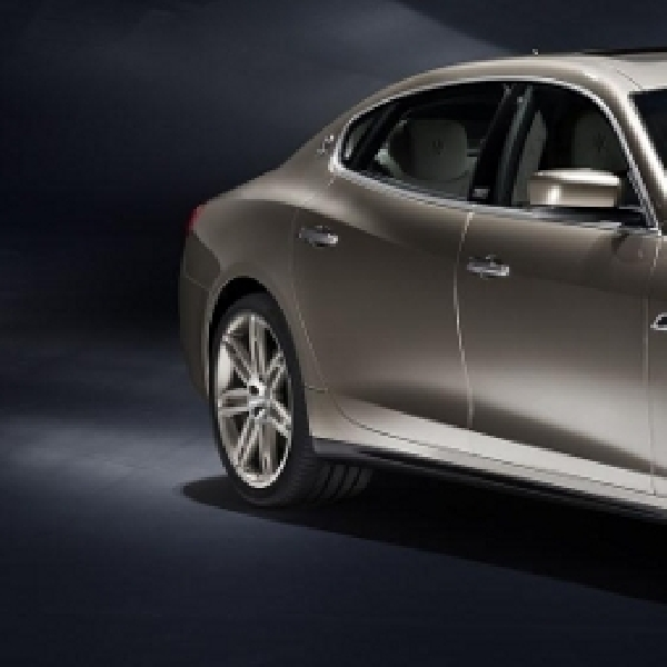 Maserati Siapkan Dua Model Baru Untuk Geneva
