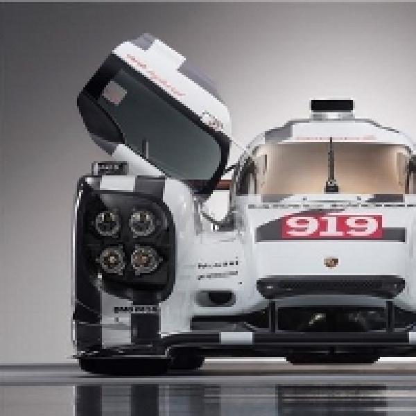 Ini Dia Penampilan Baru Porsche 919 Hybrid