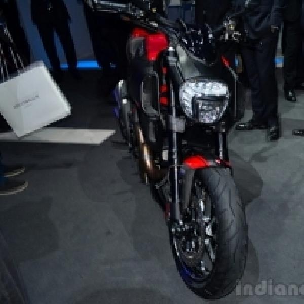 Ducati Diavel 2015 Meluncur di Geneva Motor Show