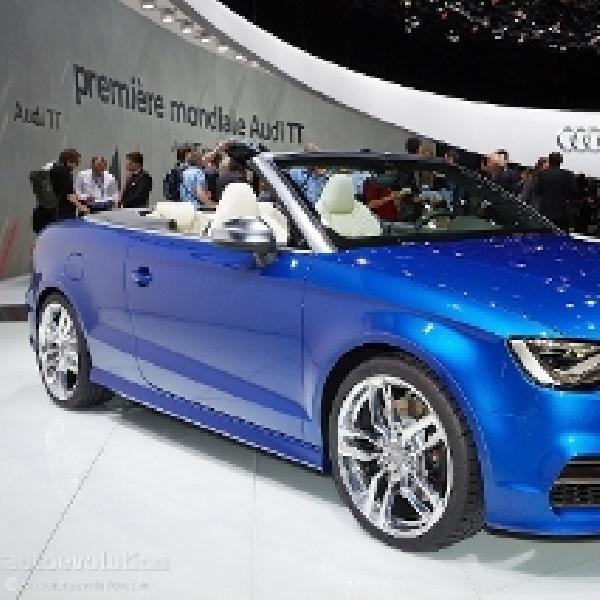 Audi S3 Cabriolet si Atap Terbuka yang Menggoda