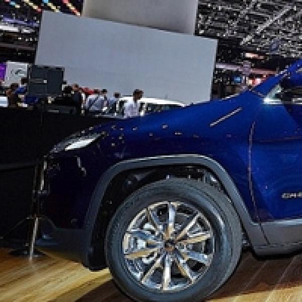 Jeep Cherokee Diesel 2014 Meluncur di Geneva